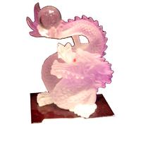 Dragon violet de l'étoile 9