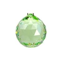 Boule de cristal vert : Magie du dragon