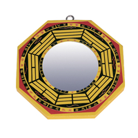 Miroir Pa Kua convexe 18,5 cm
