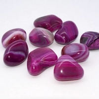 Agate Rose : amour & protection
