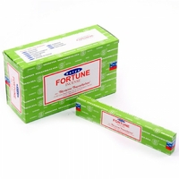 Lot de 12 boites d'encens Nag Champa Fortune