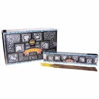 Lot de 12 boites d'encens Astrologique Nag Champa