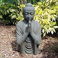 Grand bouddha de jardin