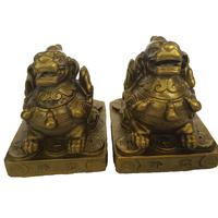 Couple de Pi yao protecteurs
