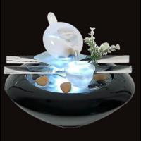 Fontaine cérémonie du thé