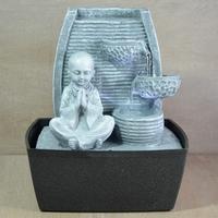 Fontaine de l'enfant moine