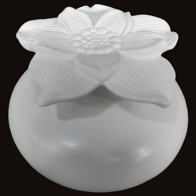Diffuseur d'huiles essentielles Lotus Blanc