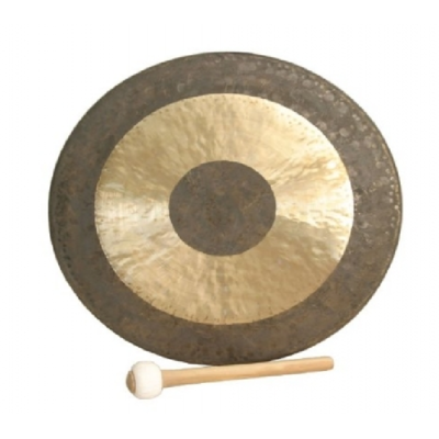 Gong traditionnel 50 cm