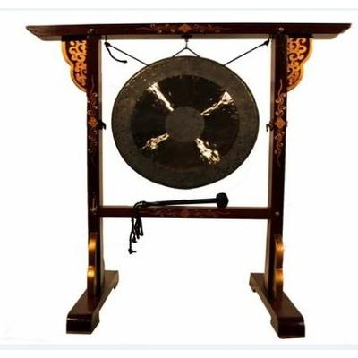 Structure Gong - Pour Gong jusqu'à 40 cm de diamètre