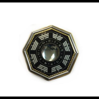 Pa Kua  concave noir  15 cm