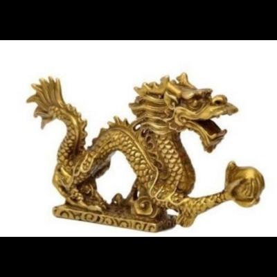 Dragon Traditionnel en Bronze