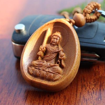Amulette protection Pompiers, Policiers et Arts Martiaux : Fudo Myoo