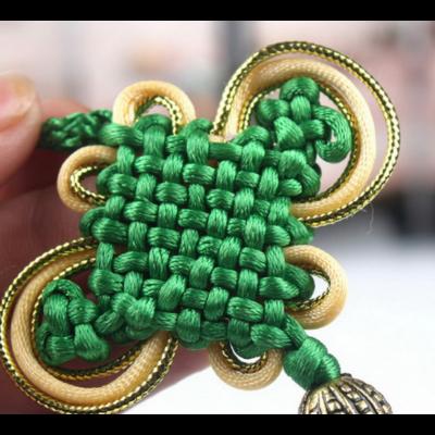 Amulette du Dragon Vert : Noeud de l'infini
