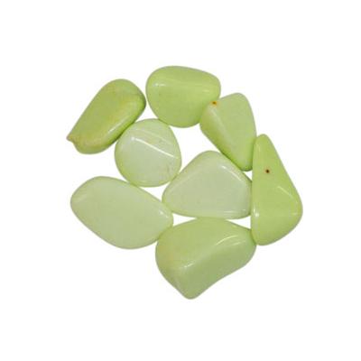 Chrysoprase vert tendre