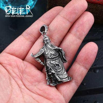 amulette-kwan-kung-en-acier-inoxydable-protection-richesse-pei-17717-kwankungaciercreu-1490979899