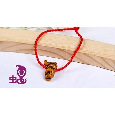 Bracelet porte bonheur : Serpent