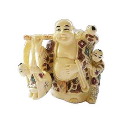 Bouddha protecteur des enfants en ivoirine
