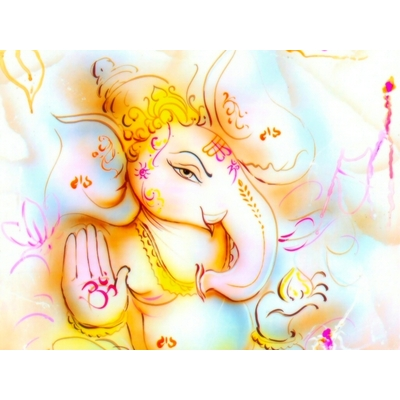 Ganapati Homa et Aradhana, rituel de bénédiction spécial mariage