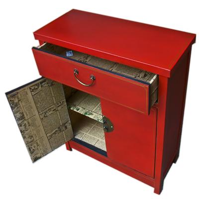 2.Meuble chinois design feng shui zen chine japon rouge