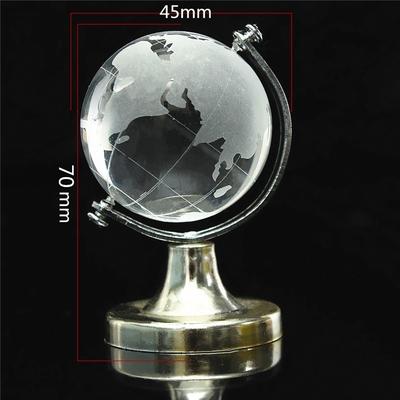 1.Globe terrestre feng shui