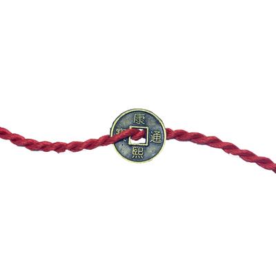bracelet porte bonheur pi ce chinoise bijoux bracelet magie d 39 asie. Black Bedroom Furniture Sets. Home Design Ideas