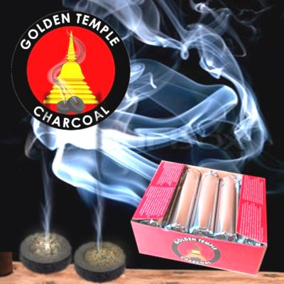Charbon Golden Temple : Rouleau de 10