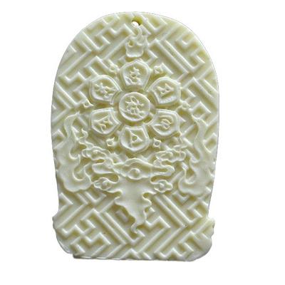 2.Amulette magie du bouddha