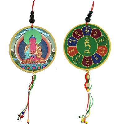 Amulette  Amitabha : Bouddha protecteur