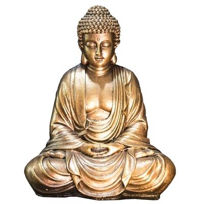 Bouddha japonais en méditation