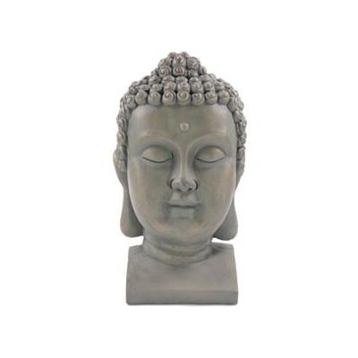 Grande tête de Bouddha intérieur/extérieur
