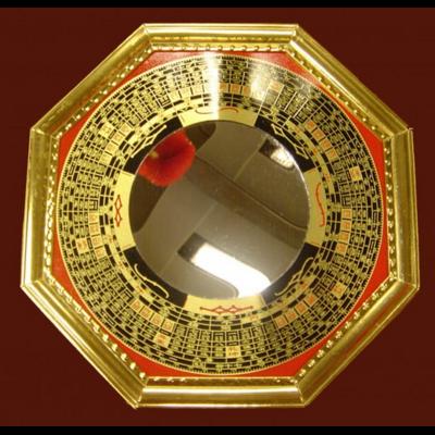 Miroir Pa Kua concave style Luo Pan