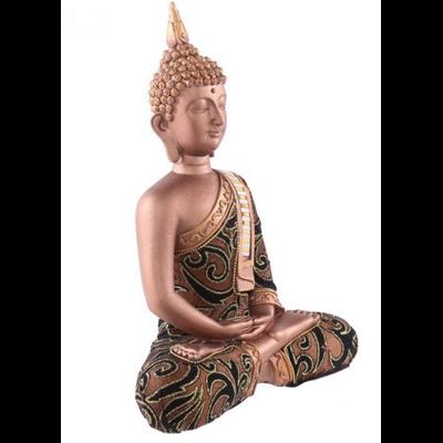 bouddha tissu doré 2