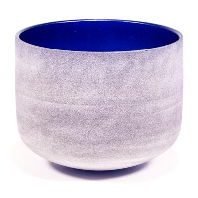 Bol de cristal bleu des 7 chakras