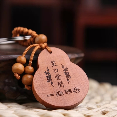 2. porte-clé bouddha