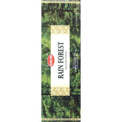 Paquet d'encens Rain Forest