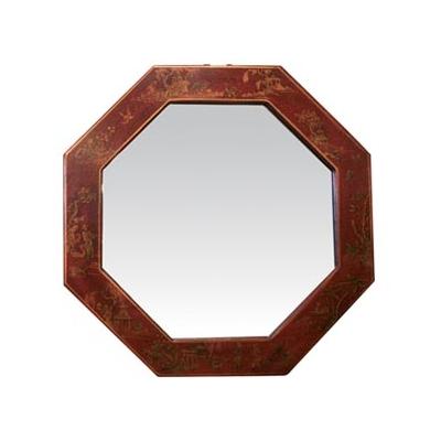 Miroir octogonal chinois style Cité Xian