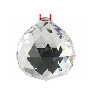 Véritable boule de cristal Feng shui 4cm