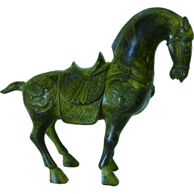 Cheval traditionnel chinois