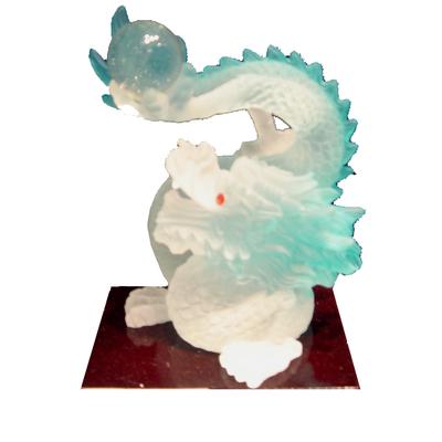 Grand dragon bleu Seiryu