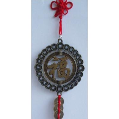 Amulette Feng shui : bonheur et richesse