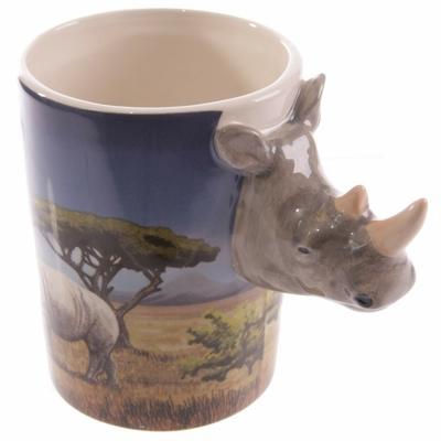 Rhinocéros: Protection feng shui