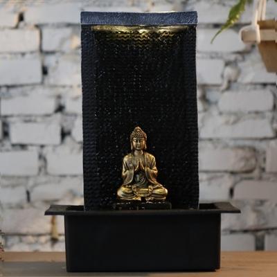 Fontaine Cascade du Bouddha