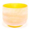 Bol de cristal jaune  des 7 chakras