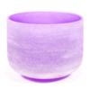 Bol de cristal violet des 7 chakras