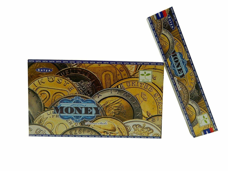 satya encens money