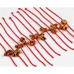 3.Bracelet chinois astrologie porte-bonheur