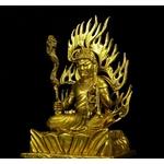 3.Shingon-bronze-doré-or-fudo-myo-ninja-shugendo-bouddha-japon