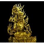 4.Protection-policier-magie-bronze-doré-or-fudo-myo-ninjutsu-shugendo-bouddha-japon