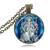 Seigneur-Ganesh-Ganesha-Collier-Dieu-de-Fortune-Pendentif-Hindou-Collier-Bouddha-Méditation-Spirituel