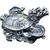 1.tortue dragon argent feng shui (2)